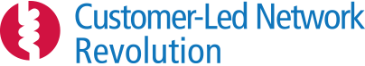 Customer-Led Network Revolution logo