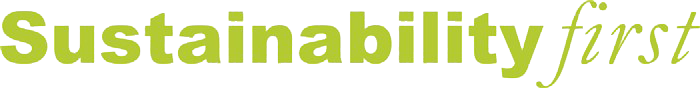 Sustainability First logo